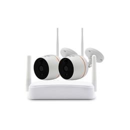 Canada SmartYIBA Mini Kit NVR sans fil Système de caméra de vidéosurveillance Kit de système de sécurité pour caméra de vidéosurveillance Support de vidéosurveillance IP Carte SD 128G supplier security card systems Offre