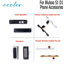 Bluboo для мобильного телефона онлайн-ocolor Для Bluboo S1 D1 Наушник динамиком Кнопка питания Клавиша регулировки громкости шлейф для телефона Аксессуары Bluboo S1 D1 Mobile