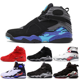 ff01188a002 Newst 8 8s mens basketball shoes countdown pack Aqua Chrome Valentines day  mens Top athletic trainers sports sneakers us 7-13 inexpensive aqua 8s