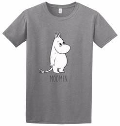 Buchhemd online-Mumin Troll lustiges TV Buch Mumin Retro Geschenk inspiriertes T-Shirt Trump Sweat Sporter T-Shirt