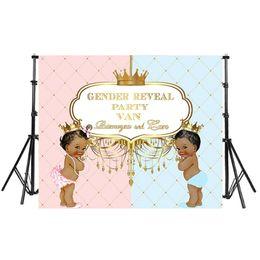 freie liebe blumen rosen Rabatt Geschlecht decken Partei-Dekor-Hintergrund-Fotografie-Jungen-oder Mädchen-Prinz oder Prinzessin Crown Royal Shower Photo Background auf