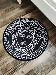 2020 alfombras de lujo Cocina circular de alfombras de alta gama de lujo Habitación Baño Bañera cabecera de lavado Tabla alfombras modernas alfombras antideslizantes de Copia de Felpudo Runner3 alfombras de lujo baratos
