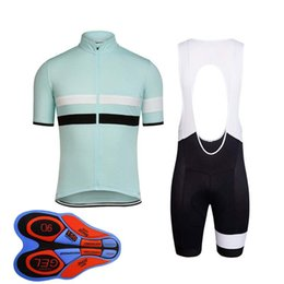 Rapha team Cycling Short Sleeves jersey (bib) shorts sets Hot Sale  breathable and quick-drying mountain Bike Clothes 122104F cc8dafa16