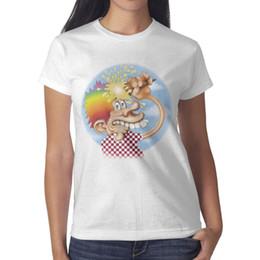 2019 eis t-shirt frauen Dankbar tot lustig Eis Frauen T-Shirt weiß Shirts Custom T-Shirts Coole Unterhemd Freunde drucken Ihr eigenes Shirt schwarz rabatt eis t-shirt frauen
