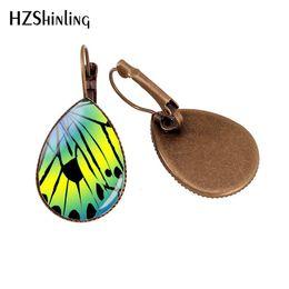 2019 Nouveau clip oreille oreille papillon Art Clip oreille à la main clips en argent dôme de verre photo clip oreille fille ? partir de fabricateur
