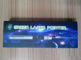 2in1 2 in 1 Star Cap Pattern 532nm 5mw Puntatore laser verde Puntatori penna con luce laser caleidoscopio a stella da