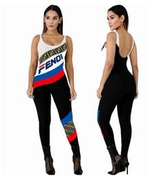 Macacão da europa on-line-2019 novos modelos de explosão de moda feminina da Europa e América roupas sexy das mulheres quentes Impresso macacão