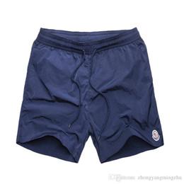 Logotipos de tabuleiro on-line-Novos calções de praia por atacado calções dos homens do verão 2019 trendy popular logotipo terno maiô calças de praia dos homens nadar calças board