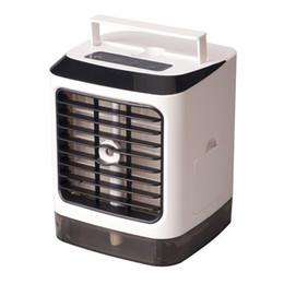 Canada Arctic Air Cooler Petits Appareils De Climatisation Mini Ventilateurs Ventilateur De Refroidissement D'été Été Portable Climatiseur D'extérieur 2019 Nouvelle Télécommande Offre