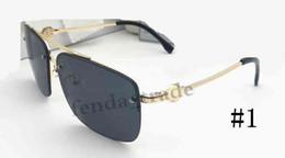 db5a401462 Square lens 2019 Brand 2170 High quality sunglasses Fashion Sunglasse For Men  Women UV400 big frame Brand designer Sport Sun glasses MOQ 10