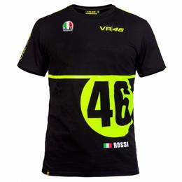 Argentina 2018 VR 46 Moto GP The Doctor Riding Wicking T-Shirts Camiseta de secado rápido para hombre Camiseta deportiva de carreras de motociclismo Tops Suministro