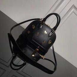 melhores chaves de bloqueio Desconto 2019 venda quente Amor bloqueio chave acessório shell lady bag, luxuoso de alta qualidade moda casual Melhor bolsa de couro frete grátis