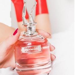 2019 новые пустые косметические контейнеры оптом 2019 Новый Скандал Eau de Parfum Gaultier Парфюм для женщин Eau De Parfum Spray Женский Леди Духи Размер 2.7fl.oz