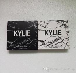 Set di labbra online-Hot spot vendita kylie 4 set per trucco lucidalabbra Kylie 4 marmo non colorato con smalto labbra lip gloss