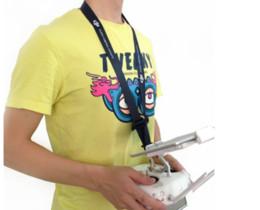 2019 dji mavic pro accesorios La correa del cuello de la correa del cuello del UAV de la eslinga eslinga, accesorios de control remoto de DJI Elf Drone colgando cuerda / cable