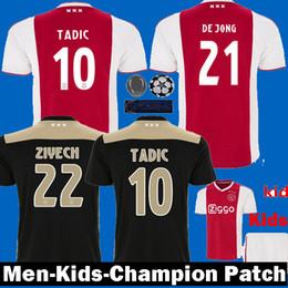 d8dcb79f46f3a camisetas fútbol holanda Rebajas Fast ShipThailand 2019 camisetas de futbol  Ajax camisetas de fútbol 18 19