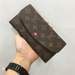 beliebte koreanische brieftaschen Rabatt Luxus Brieftasche Designer Brieftasche Damen Designer Handtaschen Geldbörsen Clutch Geldbörsen Leder Designer Geldbörse Kartenhalter Taschen mit Box 60136 609102