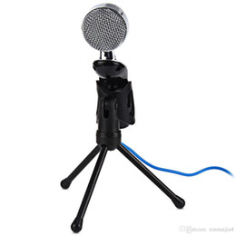 Mikrofonhalterung online-USB Kondensatormikrofon Mic Studio Audio Sound mit Standfußhalterung