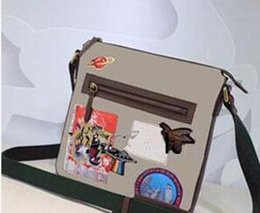 Argentina Nuevos bolsos de cuero genuino de la PU Crossbody Messenger Bag Bolsos de oficina de cuero para hombres Maletín de documentos Bolsos de viaje Suministro