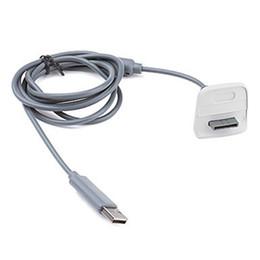 2019 verdrahtete gamecontroller Für Xbox 360 Gamepad Ladekabel 1.5M Kabelverbindung USB Universal Interface Für Xbox 360 Gamecontroller Fabrik günstig verdrahtete gamecontroller