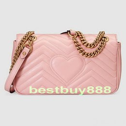 mini handbags Promo Codes - Famous Brand Designer Shoulder Bag Pu Leather Fashion Chain Bag Cross Body Pure Color Female Women's Handbag Shoulder Bag