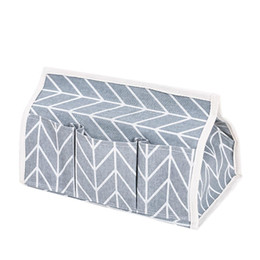 Pañuelos online-Plegado de impresión a prueba de agua portátil con lado lateral, caja de pañuelos de oficina bolsillos