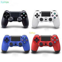 2019 pieles al por mayor xbox Controlador Gamepad Ps4 con cable de calidad superior para PS4 Dual Vibration Joystick Gamepad Controladores de juego Wired JoyStick para Gamer