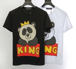 world t shirts brands Coupons - 2019 king 62 top brand tshirts new fashion world toor printing T Shirt Mens white T Shirts Fashion short sleeve Tops & Tees