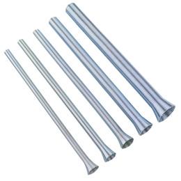 2019 cintrage de tuyaux en cuivre 5pcs Spring Tube Bender 210mm Ressort de tension Cintreuse 1 / 4inch-5/8 pouces en acier pour le cuivre en aluminium Tube Bending Trop main cintrage de tuyaux en cuivre pas cher