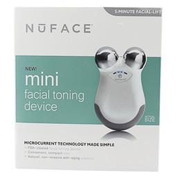 Gesicht hautpflege für männer online-Nuface Mini Gesichtsmassagegerät Hautpflege Mikrostrom Werkzeuge Reinigungsgerät für Frauen Männer Home Skin Firmness Face Sliming Gerät Sealed Box