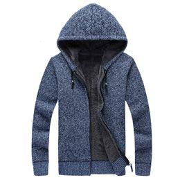 Hoodie Erkek Macloth Cardigan Langarm Von Wolle Trenchcoat Mont Kapuze Großhandel Hombre Solid Kaban Mantel Knit Blends Abrigo Outwear Herren Jacke 8XkNwPnO0