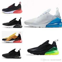 Scarpe di alta qualità 270 nuovo arrivo cuscino d aria 270 uomini donne  scarpe da corsa Dusty Cactus bianco nero rosso seppia Sneakers di pietra  AH805 ... 9b9d1e83837