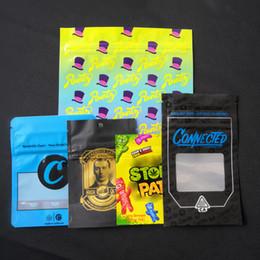 Canada Emballage de cartouche de Vape pour Garrison Lane Runtz Tenez-vous debout Pochette Sacs anti-odeurs Cookies Chariots Vape Emballage contrastant avec STONEY PATCH Bon Offre