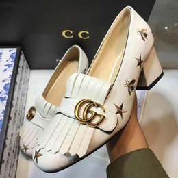 Pantalones cortos de med online-CALIENTE de lujo de marca de cuero completo de las mujeres botas de estilo de diseño de alta calidad de moda femenina botas cortas zapatos de las señoras envío gratis tamaño 34-42