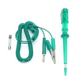 obd2 adaptador usb Desconto 6-24 V Auto Testador Elétrico de Luz Do Carro Tensão de Medição Caneta Para Auto Ferramenta de Teste de Bitola # 5989