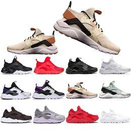 Kutu ile Huarache 4.0 Koşu Ayakkabıları Erkek Kadın Haki Nane Yeşil Balck Beyaz Kırmızı Erkek Spor Atletik Tasarımcı Sneakers Eğitmenler 36-45 supplier mint boxes nereden nane kutuları tedarikçiler