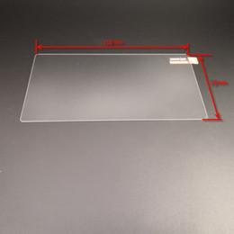 2019 tableta de vidrio pc Protector de pantalla de película de vidrio templado universal para 6 pulgadas 7 pulgadas Tamaño 141 * 77 mm 135 * 75 mm 155 * 91 mm 144 * 79 mm Tablet PC GPS DVD PDA rebajas tableta de vidrio pc