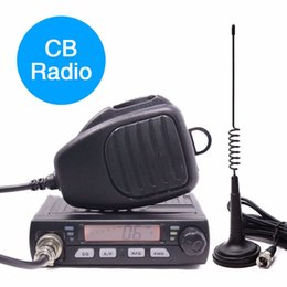 rádio multi bandas Desconto Rádio ABBREE AR-925 CB Radio 25.615-30.105MHz AM / FM 13.2V 8 Watts Tela LCD Shortware Banda do Cidadão Multi-Normas CB Car Móvel