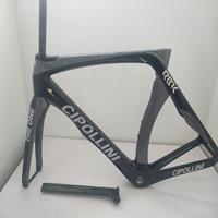2018 New arrival RB1K carbon road frame t1100 racing carbon fiber bike framset 1k 3k weave bicycle road carbon frame set free shipping