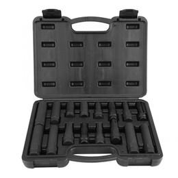 Jeu de tournevis 16 pièces de verrouillage de roue de voiture Lug Nut Set Maître Lock Keys Removal Tool Kit d'outils ménagers ? partir de fabricateur
