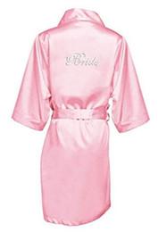 Robes de demoiselle d'honneur en satin faux soie de mariée ? partir de fabricateur