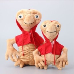 """E.T The Extra-Terrestrial 7"""" Plush Doll Lot of 100"""
