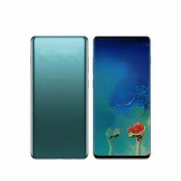 Argentina Goophone 10Plus 10 más 6.4 pulgadas de pantalla completa 1GB RAM 4GB ROM 3G WCDMA Mostrar 4G LTE Móvil WIFI Bluetooth desbloqueado Teléfono Suministro