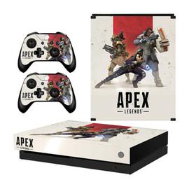 Xbox um adesivo de cor anfitrião XBOXONE colar APEX herói adesivo Titan caído filme personalidade de
