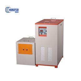 90KW Mittelfrequenz-Induktionsheizungsanlagen zum Schmelzen und Stahl Eisen Metallstab Schmiedpresseausruestung von Fabrikanten