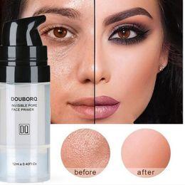 salud mágica Rebajas 5ML / 12ML Magic Invisible Pore Makeup Primeros poros desaparecen Cara Control de aceite Base de maquillaje Contiene vitamina A, C, E para una salud óptima de la piel