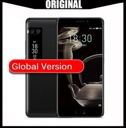 2019 cdma telefoni cellulari Originale Meizu Pro 7 Plus 6GB 64 / 128GB 4G LTE MTK Helio X30 Deca Core 5.7
