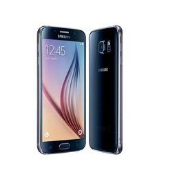 samsung galaxy s6 handy Rabatt Original Samsung Galaxy S6 G920A G920 G920 G920 G920 G920 G920F entriegelt Handy Octa Core 3 GB / 32 GB 16MP ATT T-Mobile Sprint Verizon