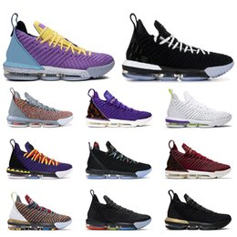 james shoes white black Coupons - New james lebron men basketball shoes Martin EQUALITY FRESH BRED I Promise breathable mens trainer 16 athletic sports sneakers on sale