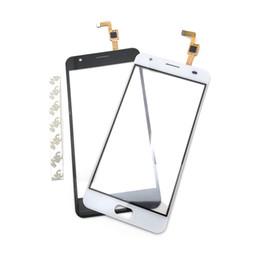 digitalizador de telefonía móvil Rebajas 10 unids / lote Nuevo Compatible para Oukitel K6000 Plus Panel Táctil Sensor de Cristal Digitalizador Accesorios para Teléfonos Móviles Parte de Reparación
